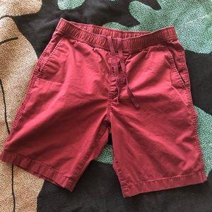 Uniqlo Cotton Drawstring Shorts S